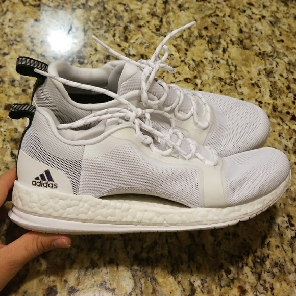 NWOT WOMENS ADIDAS PURE BOOST X TRAINER 2.0 BB3285.  M 5a55a0435521bed497085d6c 80c9fc54a2